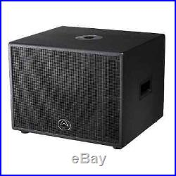 Wharfedale Pro Titan 12A Active Subwoofer 12-inch 250Wrms