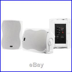 Wintal CLASS6AW 6.5-inch Active Box Speakers White RRP $269.00
