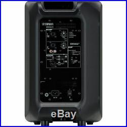 Yamaha DBR10 10 Inch Powered PA Speakers