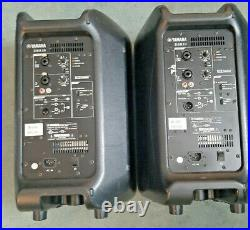 Yamaha DBR10 700W 10 inch Powered Speaker (pair)