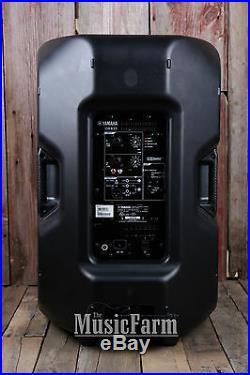 Yamaha DBR15 Active Powered Loudspeaker 15 Inch 2 Way Bi Amp 1000 Watt Speaker