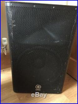 Yamaha DXR15 15 inch Active Loudspeaker Pair