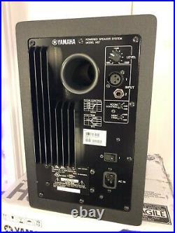 Yamaha HS7 Powered Active Studio Monitor Speaker 43Hz 30kHz 6.5 inch speaker